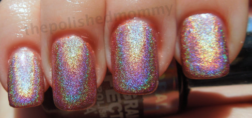 layla coral glam china glaze orange knockout 3