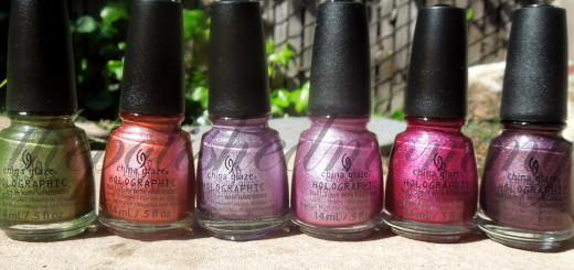 china glaze hologlam holographic collection-001