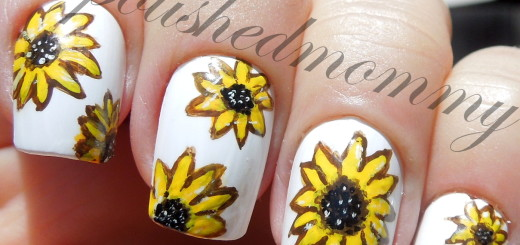nail art may yellow