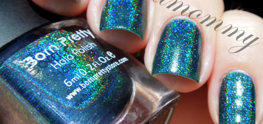 bornpretty holo polish 12-001