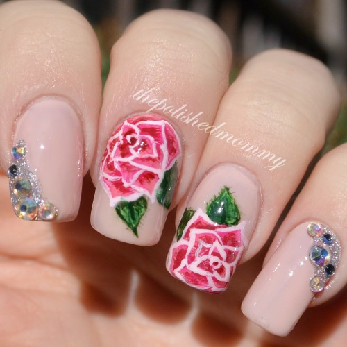 roses and diamonds for vday