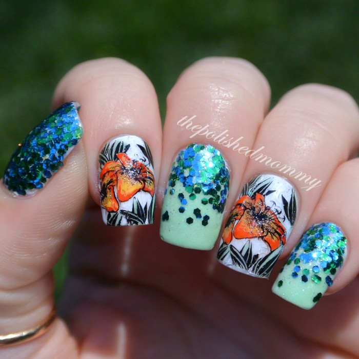 Cult Nails Lily Nailspiration