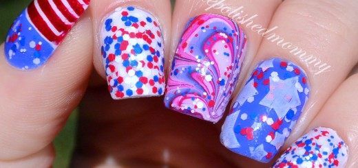 sally hansen 4th of july