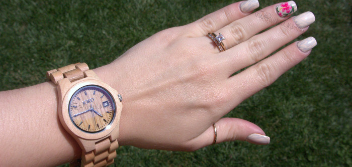 JORD watch wood nails.NEF-001