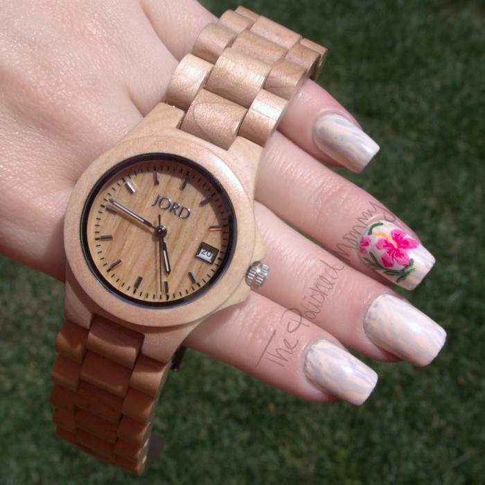 JORD watch wood nails.NEF-002