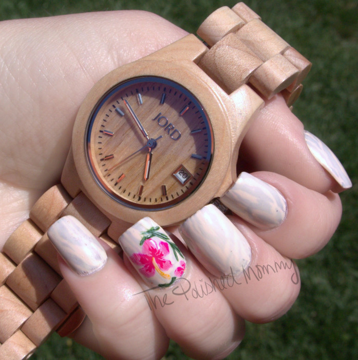 JORD watch wood nails.NEF-003