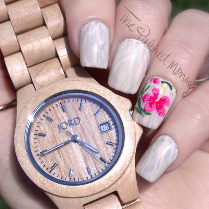 JORD watch wood nails.NEF
