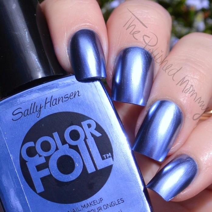sally hansen color foil leaden lilac-001