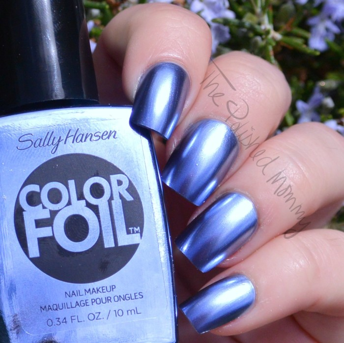 sally hansen color foil leaden lilac-002