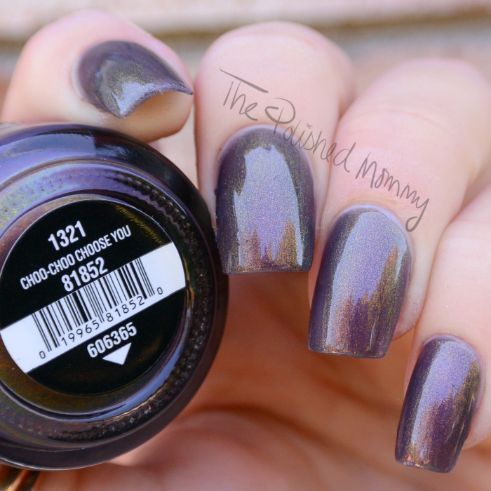 China Glaze Choo-Choo Choose You-002