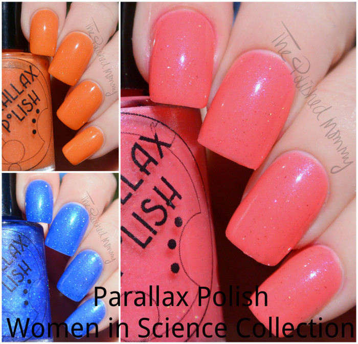 Parallax Polish Women in Science