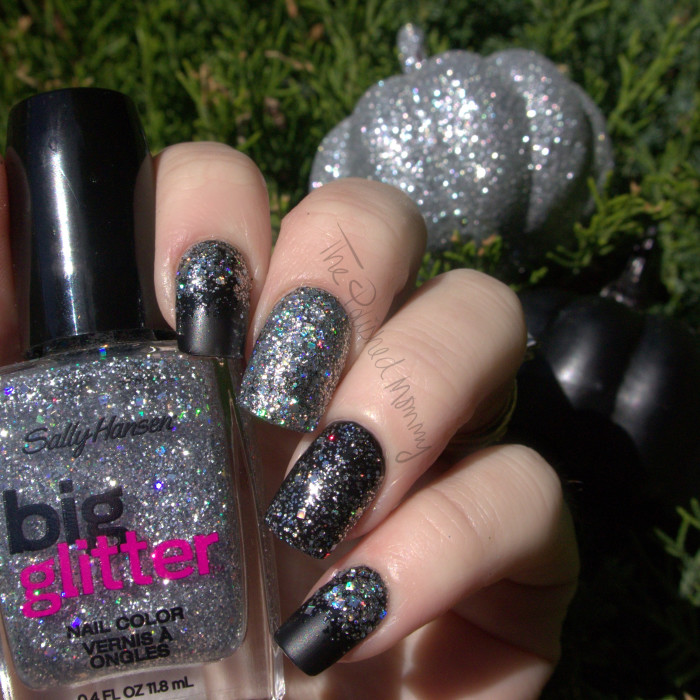 Sally Hansen Halloween 2014 Big Glitter Collection