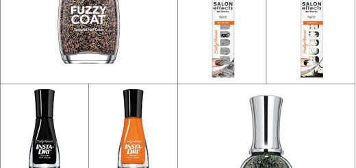 sally hansen halloween 2014 collection