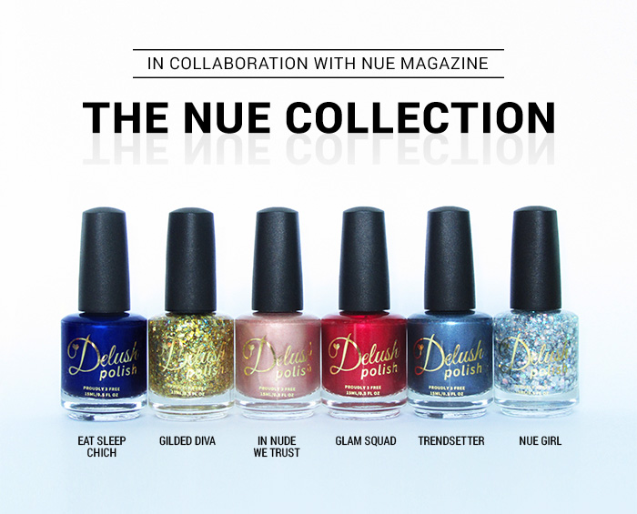 Delush Nue Collection
