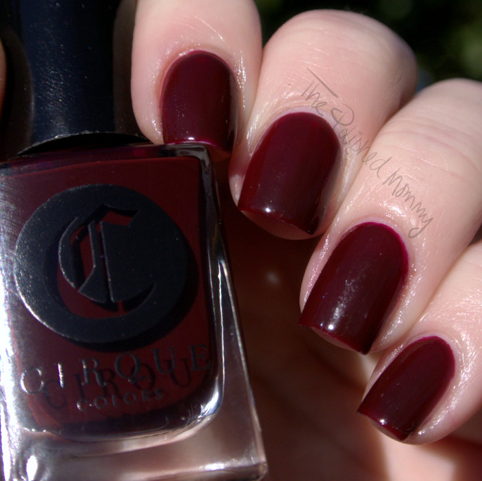Cirque Colors The Metropolis Collection