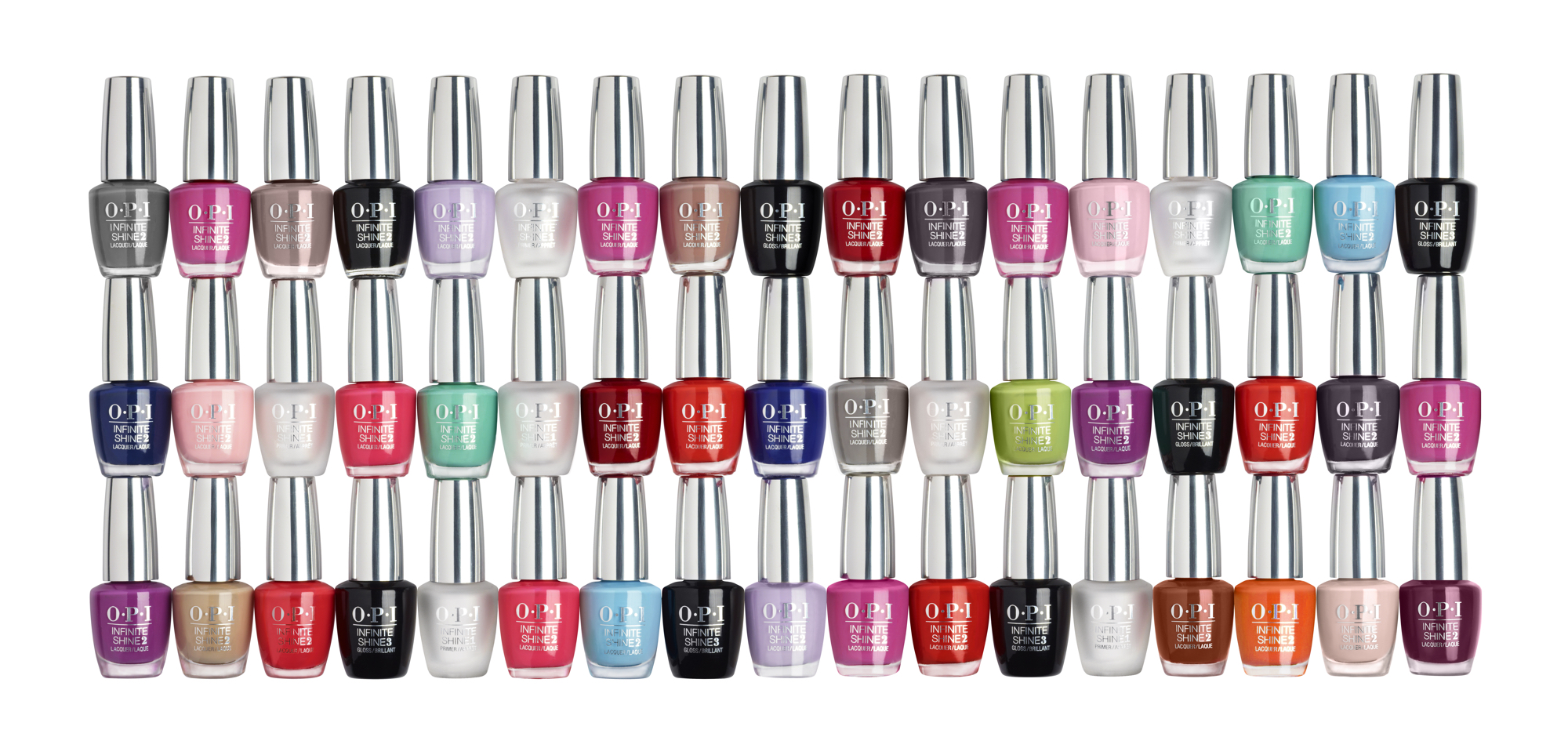 OPI Infinite Shine Gel Effects Lacquer System Press Release - The ...
