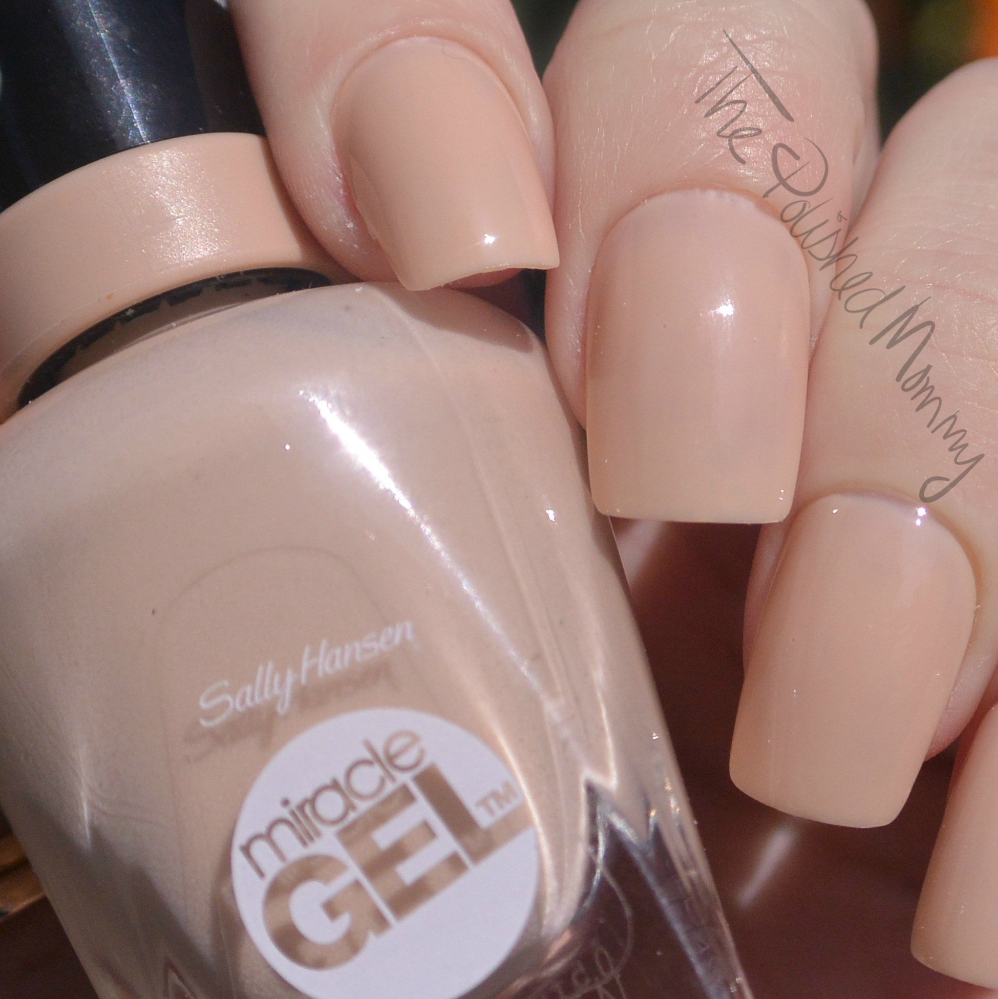 Sally Hansen Bare Dare - The Polished Mommy