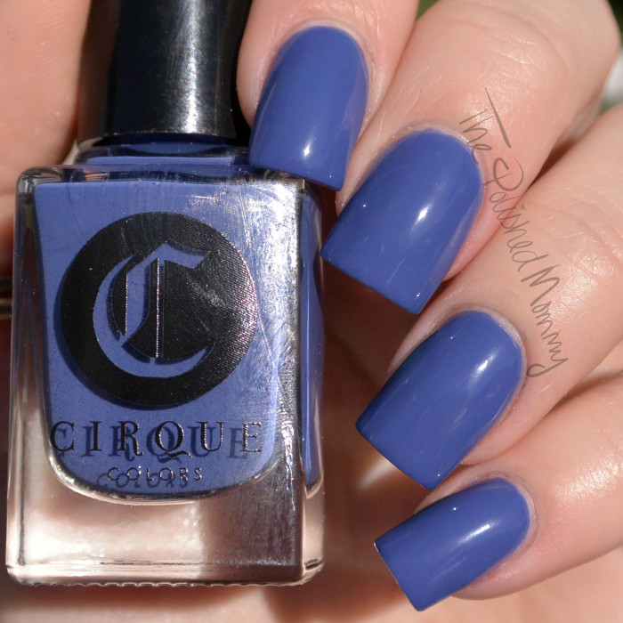 Cirque Colors Hudson