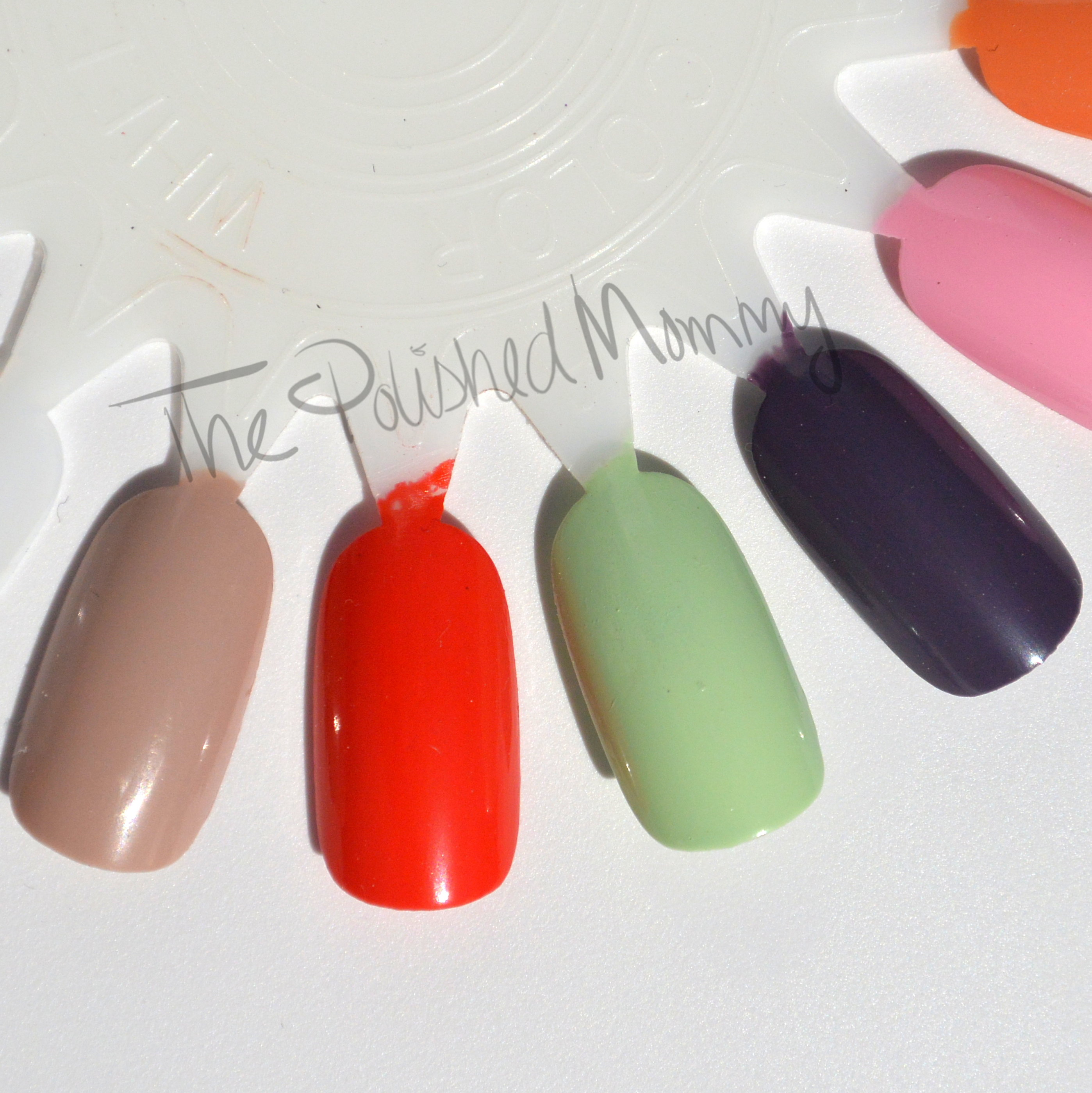 OPI Hawii Collection-001
