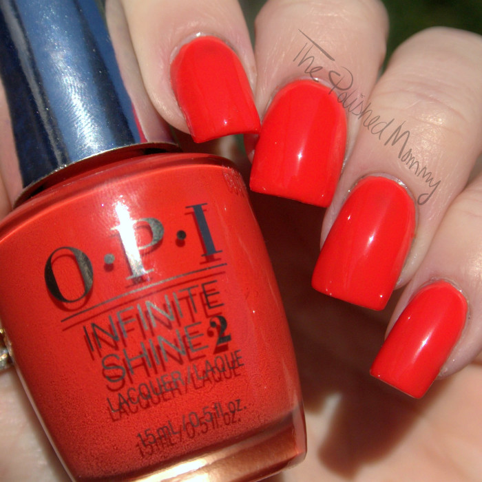 OPI Infinite Shine 3