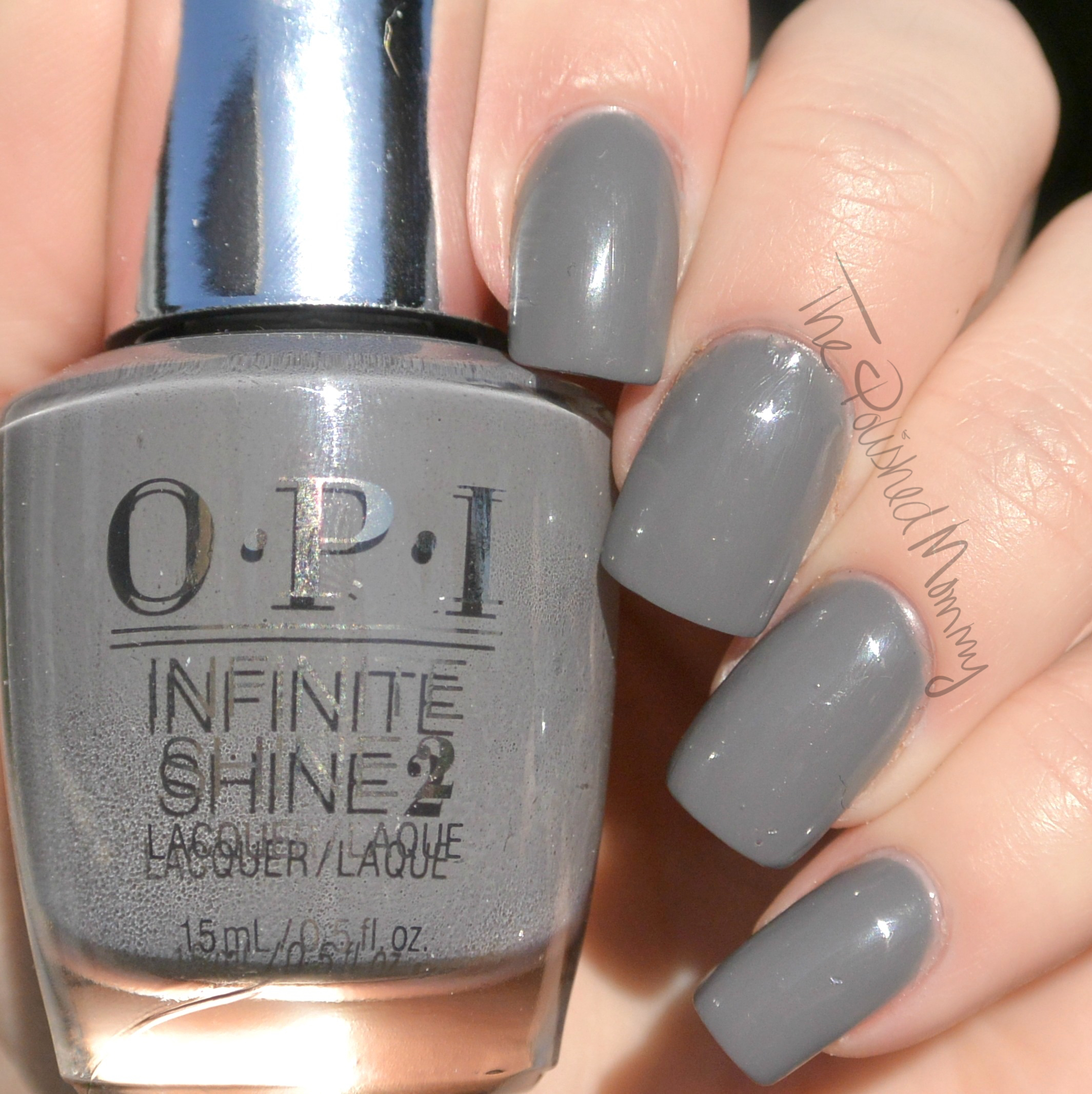 OPI Infinite Shine - The Polished Mommy
