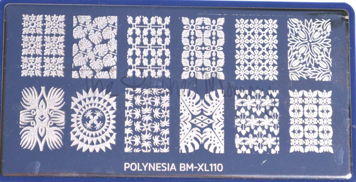 Bundle Monster XL Polynesia  plates-004