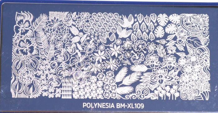 Bundle Monster XL Polynesia  plates-005