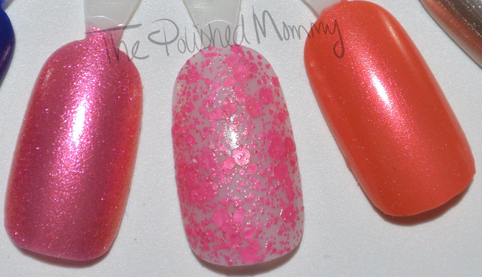 OPI Brights Collection 2015-002