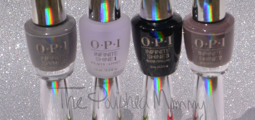 opi infinite shine giveaway
