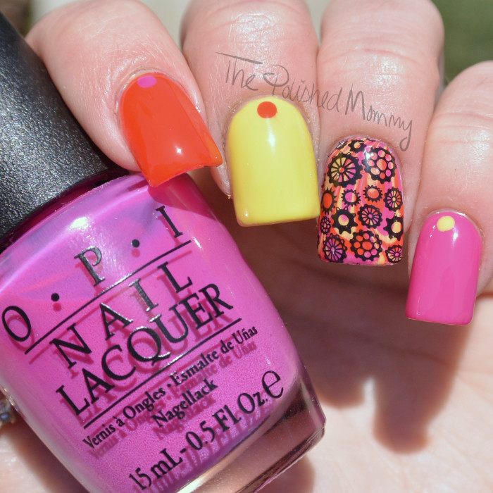 OPI Brights Collection 2015-007