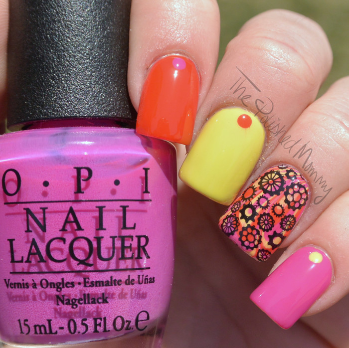 OPI Brights Collection 2015-008