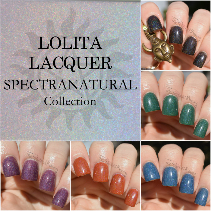 lolita lacquer spectranatural collage
