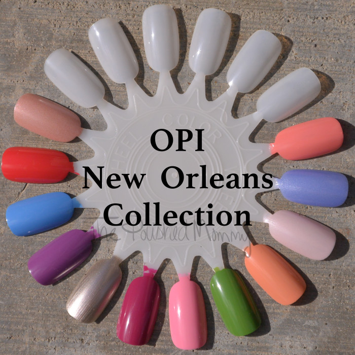 OPI New Orleans Collection -003