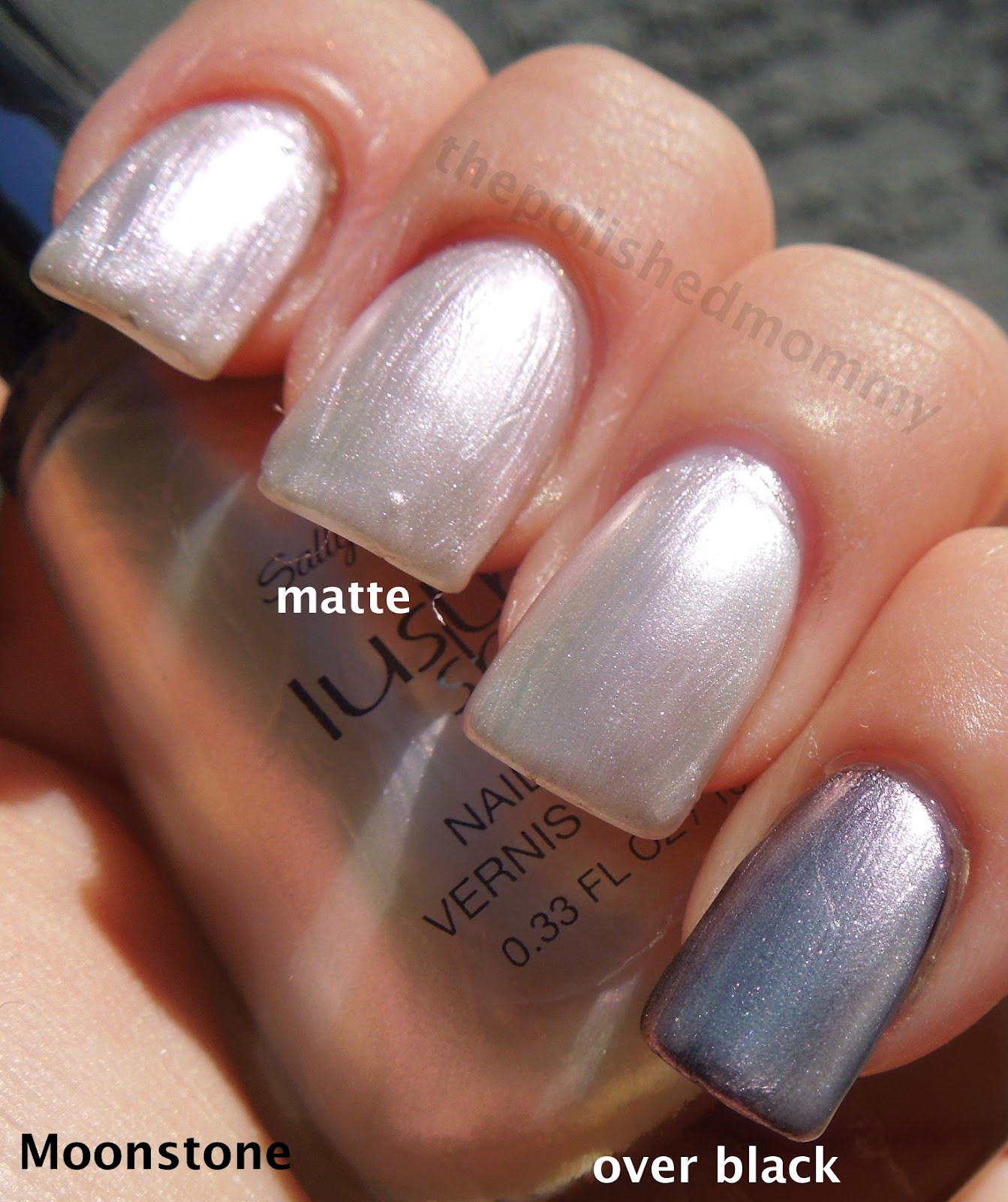 Sally Hansen Lustre Shine.... - The Polished Mommy