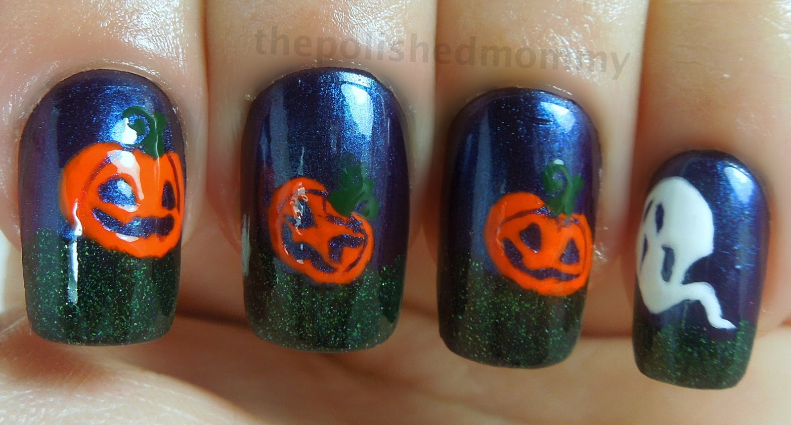 Fright Night at the Pumpkin Patch... - The Polished Mommy