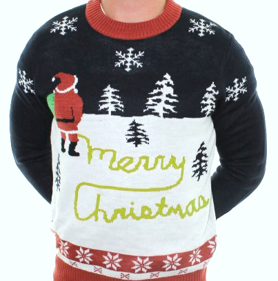 Ugly Christmas Sweater.... - The Polished Mommy