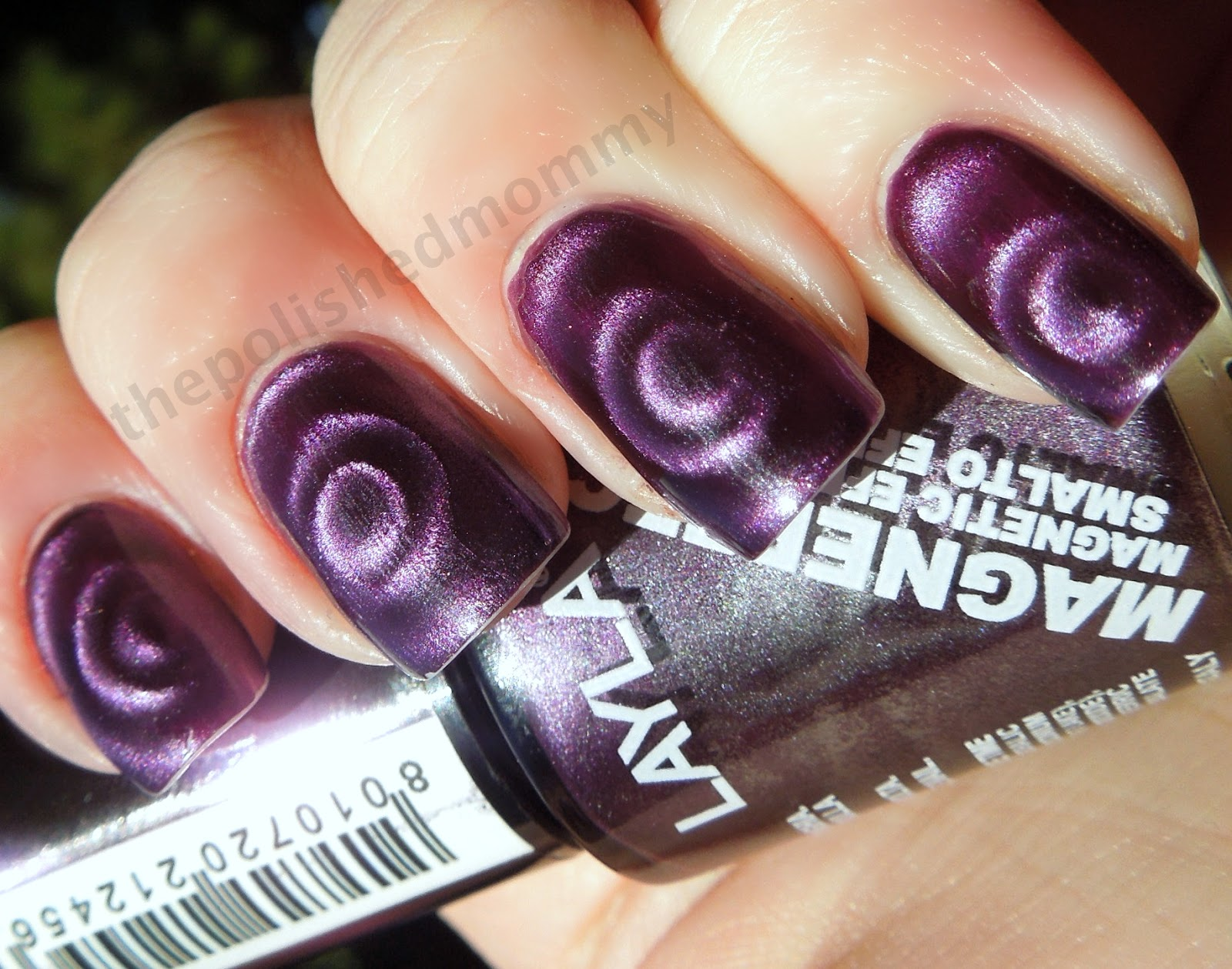 Purple Galaxy... - The Polished Mommy