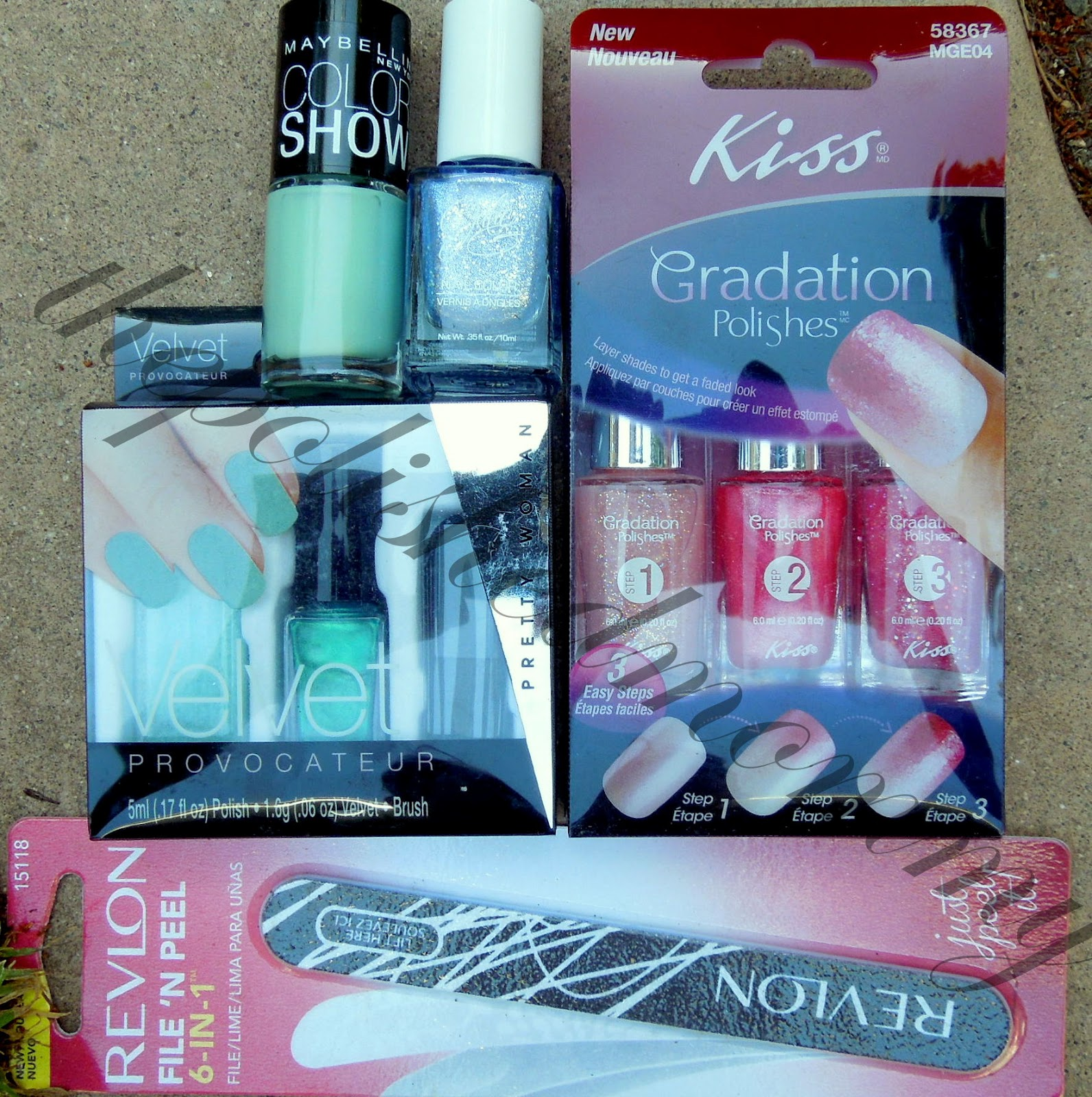 Rite Aid Nail Extravaganza(CLOSED)..... - The Polished Mommy