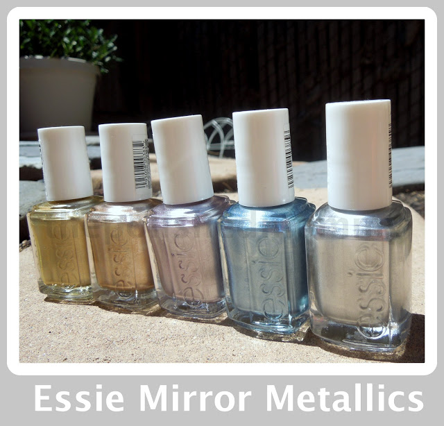 Essie Mirrored Metallics... - The Polished Mommy