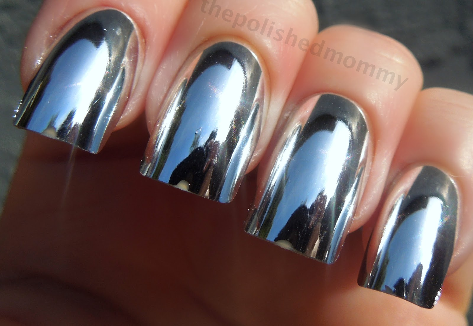 Mirror, Mirror on...my nails!? .... - The Polished Mommy