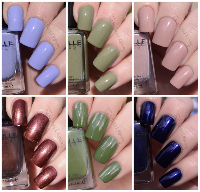 Barielle Jetsetter Collection collage