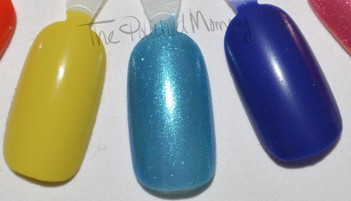 OPI Brights Collection 2015-001