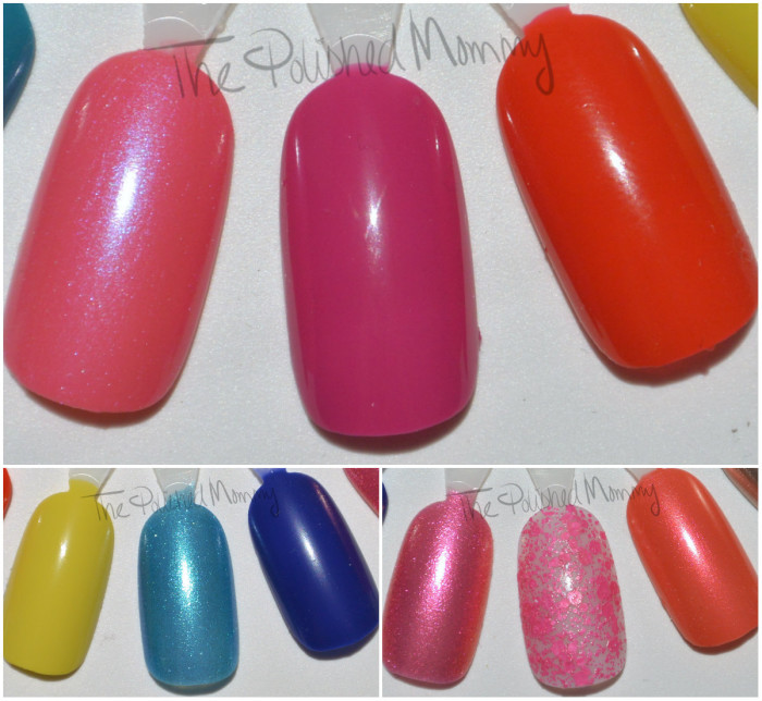 OPI Brights Collection 2015-004