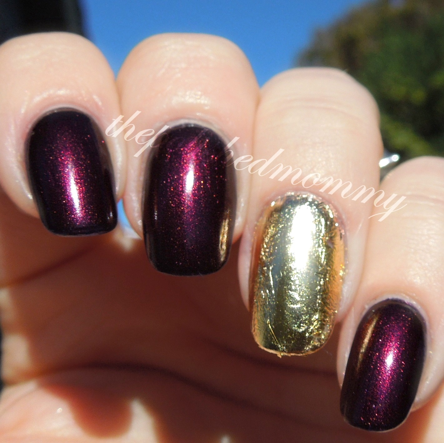 Gold Leaf Archives - The Polished Mommy