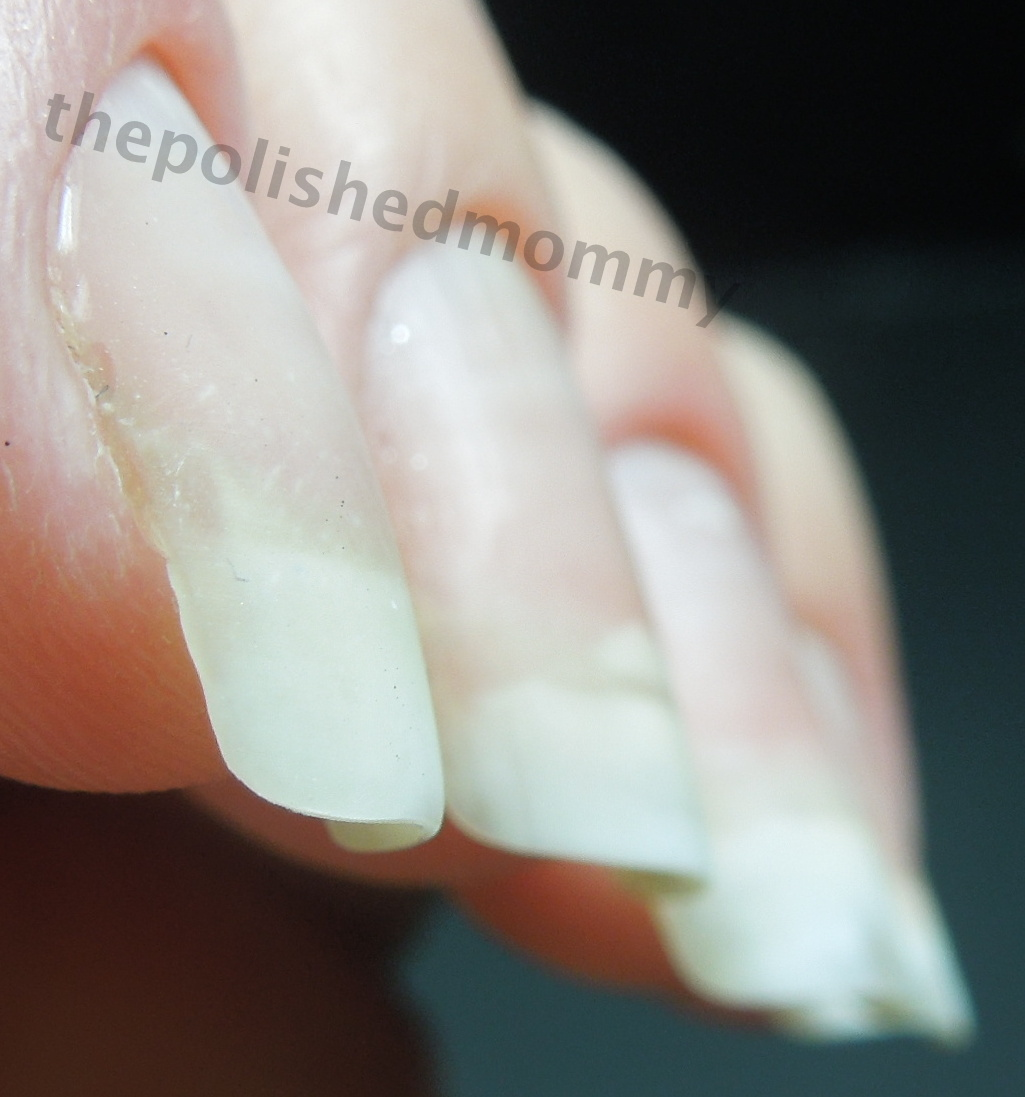 How to Repair a Broken Nail... - The Polished Mommy